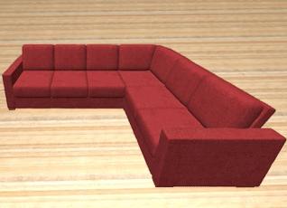 Convert to a corner sofa