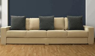 Straight Sofa