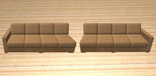 You can design a sofa as big as you want using our sofa designer tools
