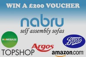 Win a £200 Voucher