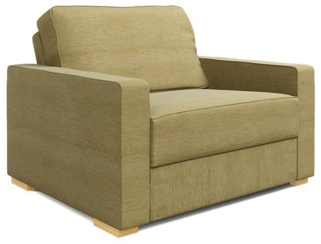 Armless 3 Seater Sofa