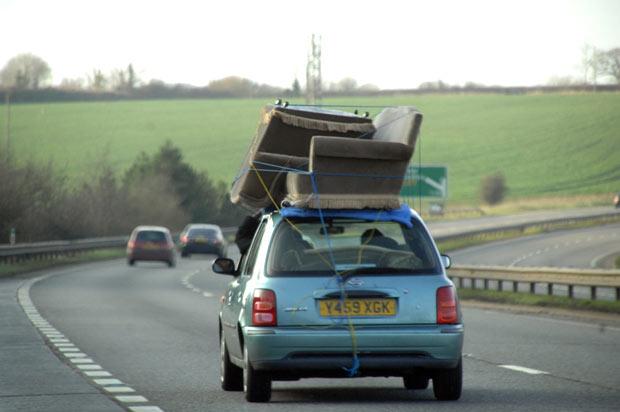 deliver sofa abroad