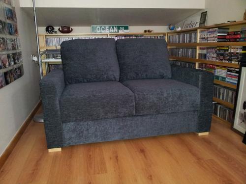 Sofa won't fit through the door