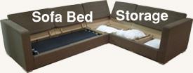 More about Nabru Corner Sofa Bed Storage