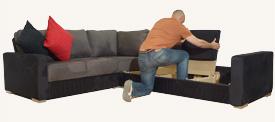 More about Nabru Modular Corner Sofas