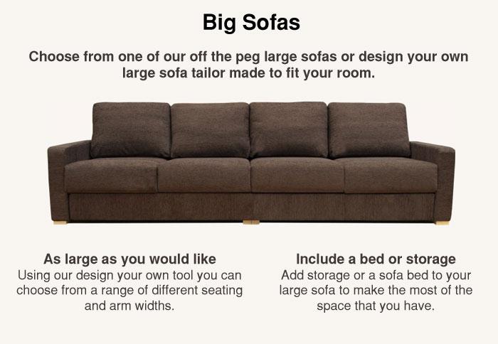 More about Nabru Big Sofas'