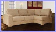 Armless Corner Sofas