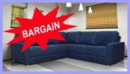 Budget Corner Sofa