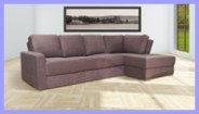 Corner Sofas in Beige