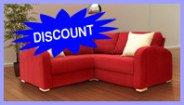 Discount Corner Sofas