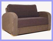 Pecan Sofa Bed