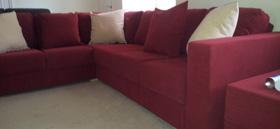 3x4 Corner Sofa
