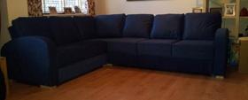 3x4 Corner Sofa Bed