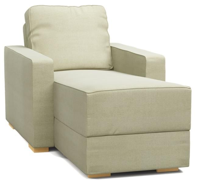Holl Chaise Armchair