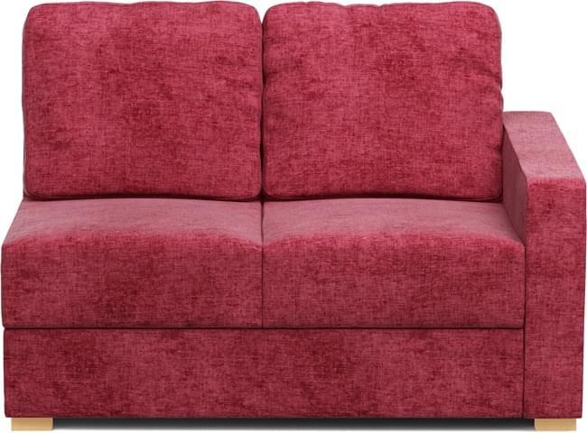 Lear One Armless 2 Seat Sofa