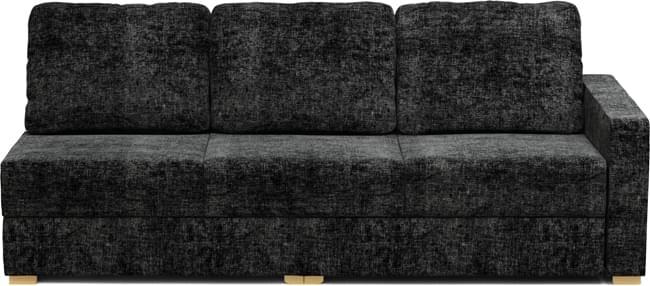Alda One Armless 3 Seat Sofa