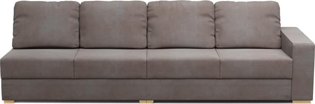 Alda One Armless 4 Seat Sofa