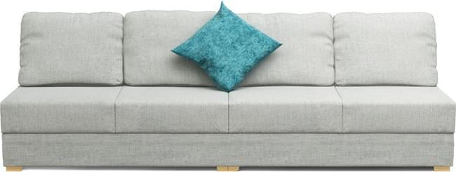 Alda Two Armless 4 Seat Sofa