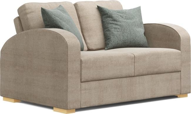 Orb 2 Seat Single Sofa Bed