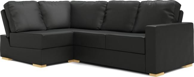 Lear Armless 3X2 Single Sofa Bed