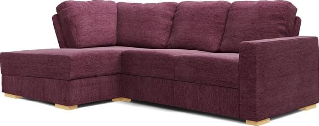 Lear Chaise 3X2 Single Sofa Bed