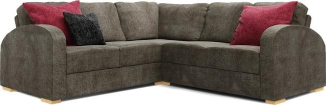 Orb 3X3 Corner Single Sofa Bed