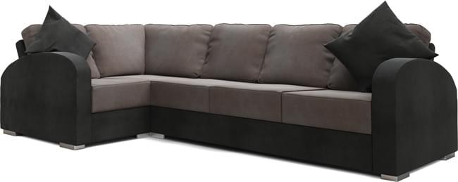 Orb 4x2 Corner Double Sofa Bed
