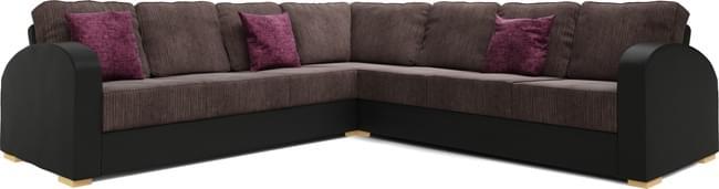 Orb 4x4 Corner Double Sofa Bed