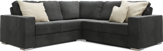 Ato 3X3 Corner Single Sofa Bed