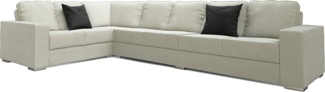 Ato 5X3 Corner Single Sofa Bed