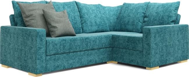 Tor 3X2 Corner Single Sofa Bed