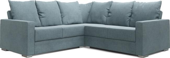 Tor 3X3 Corner Single Sofa Bed