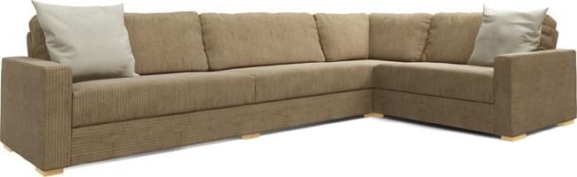 Xan 3X2 Corner Single Sofa Bed