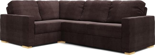 Alda 3X2 Corner Double Sofa Bed