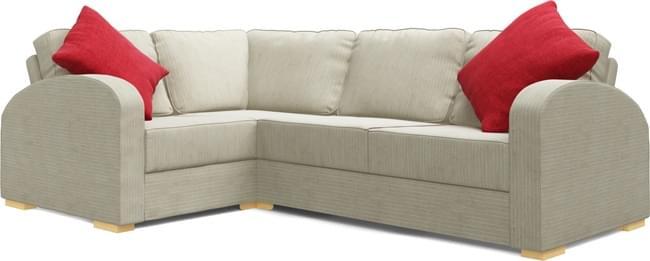 Holl 3X2 Corner Double Sofa Bed