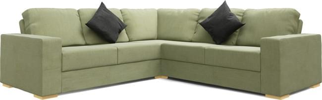 Sker 3X3 Corner Double Sofa Bed