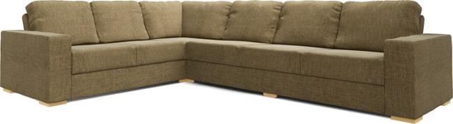 Sker 4X3 Corner Double Sofa Bed