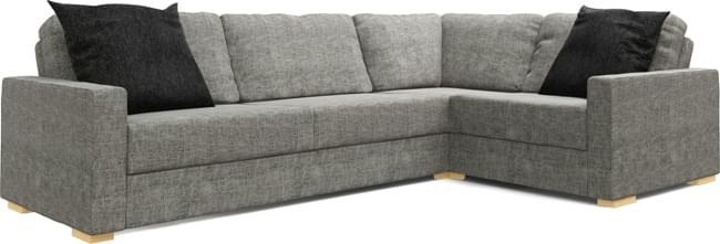 Ula 3X2 Corner Double Sofa Bed