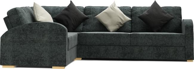 Arc 3X2 Corner Double Sofa Bed