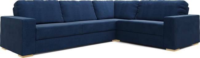 Kai 3X2 Corner Double Sofa Bed