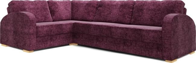Kurv 3X2 Corner Double Sofa Bed