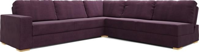 Ula Armless 3X3 Corner Sofa