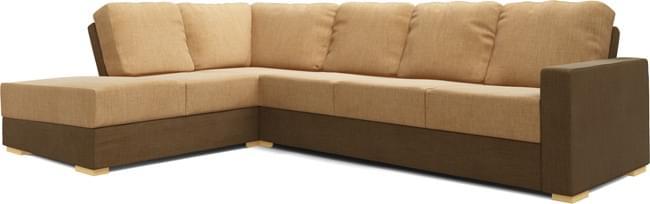 Lear Chaise 4X3 Corner Sofa