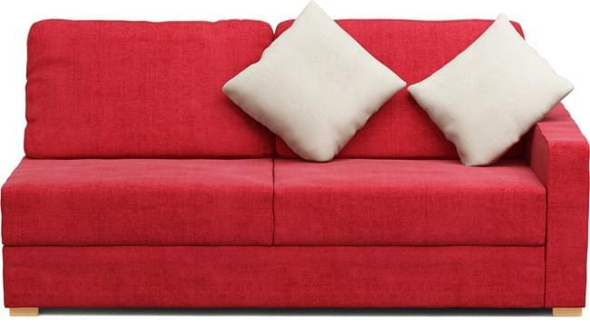 Ula One Armless 2 Seat Sofa