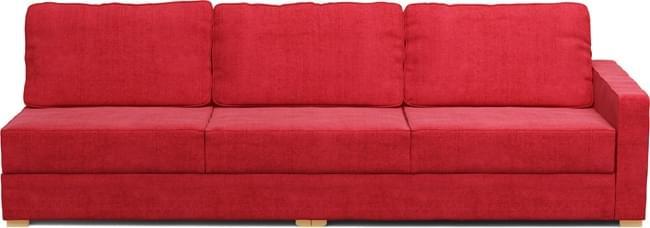 Ula One Armless 3 Seat Sofa