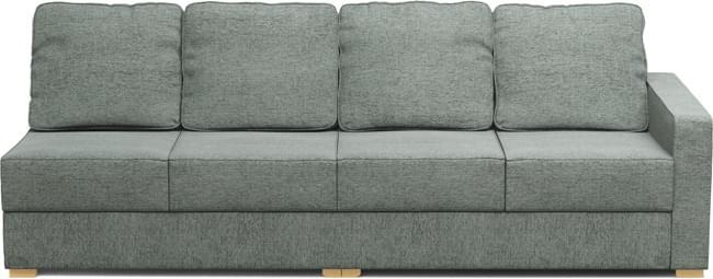 Lear One Armless 4 Seat Sofa