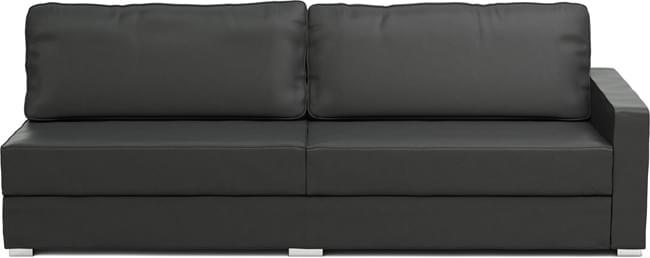 Xan One Armless 2 Seat Sofa
