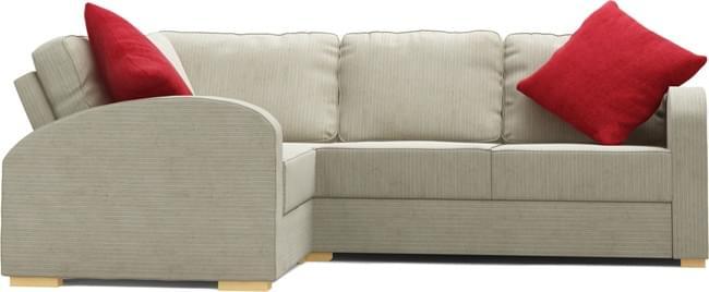 Holl 3x2 Sofa Bed Small Corner Sofabed Nabru