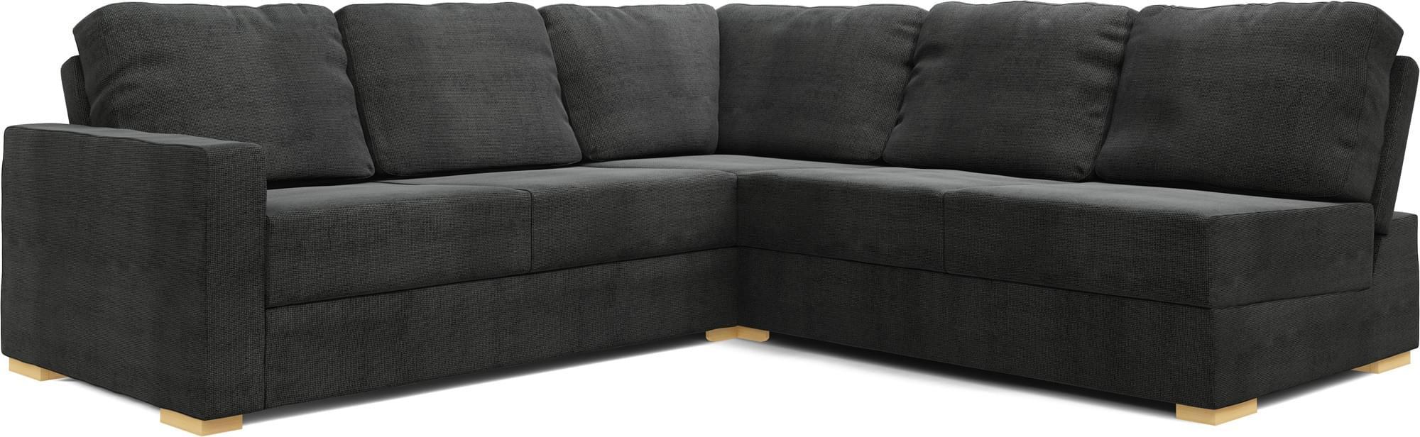 Alda Armless 3x3 Corner Sofa Corner Sofas Nabru