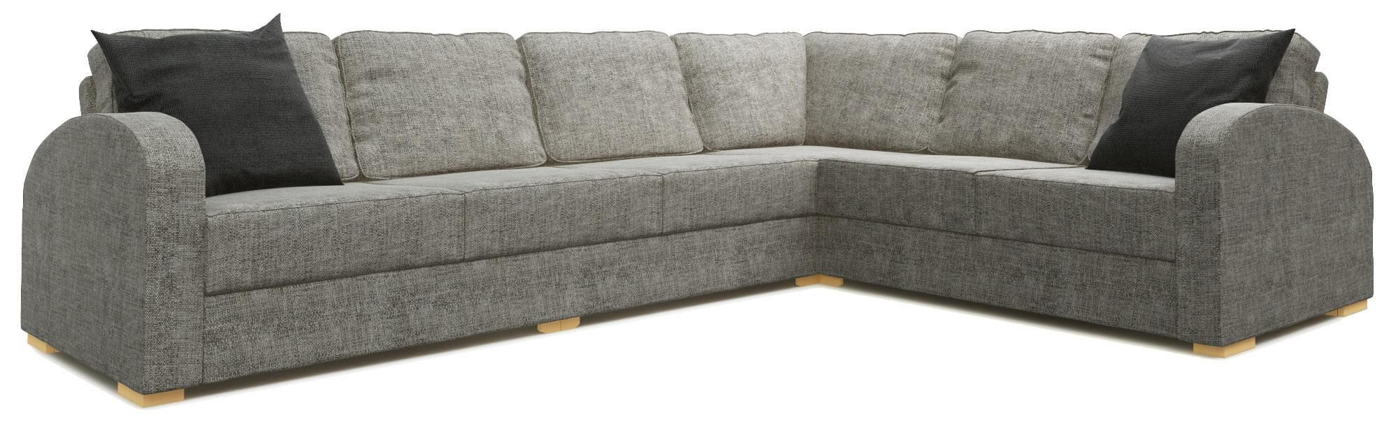 Holl 4X3 Corner Sofa